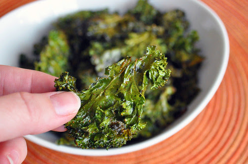 Chipotle Kale Chips