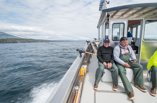 Ocean fishing charters google for Sitka fishing lodges