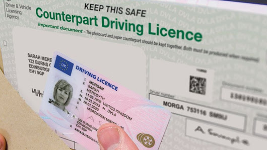 DVLA website struggles with new rules on hiring a car - BBC News