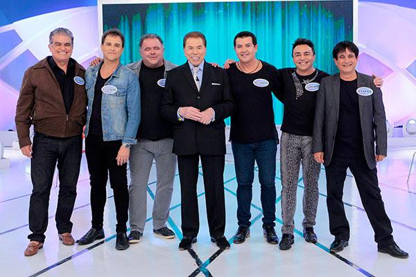 Não erre a letra no programa Silvio Santos