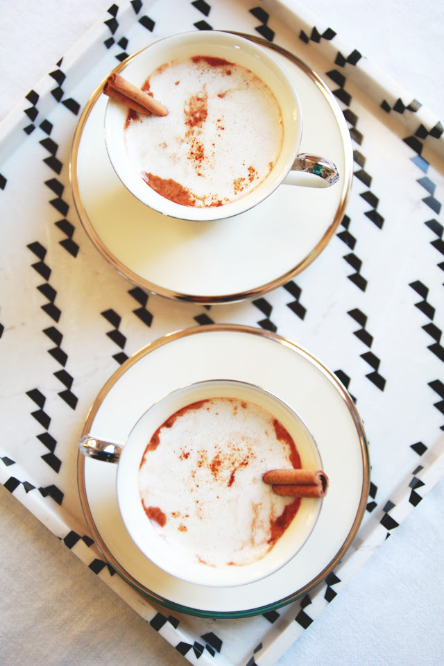 Mexican Hot Chocolate | Perpetually Chic for Made By Girl