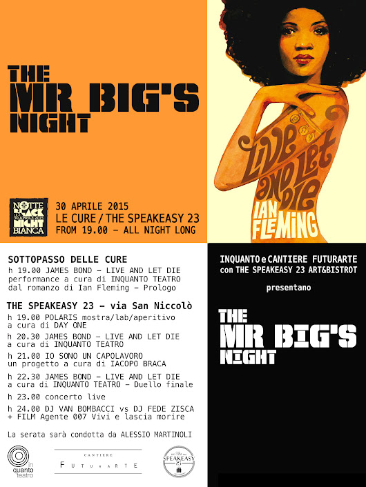 THE MR. BIG'S NIGHT