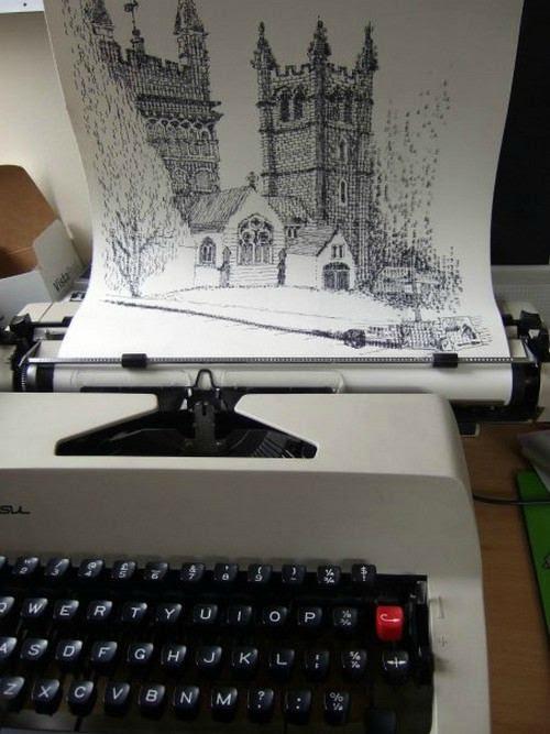Keira Rathbone Typewriting1