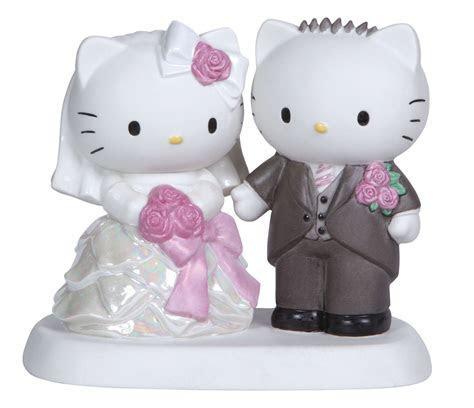 Precious Moments Hello Kitty and Dear Daniel Wedding