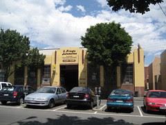 J Pringle Automotive, North Melbourne