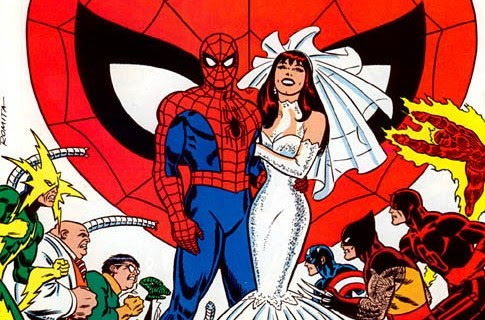 Spider-man's Marriage was the Most Important Thing in Comics