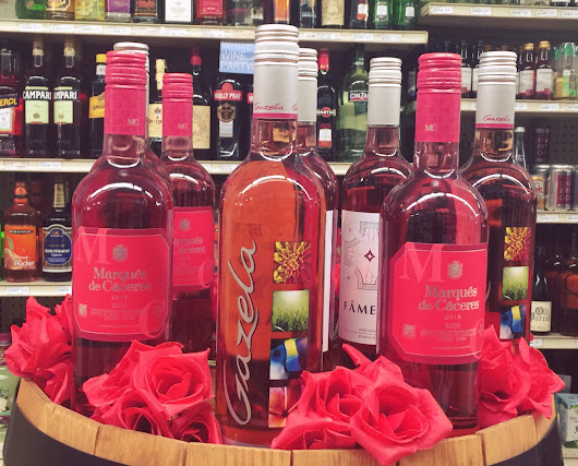 ANYTIME IS ROSÉ TIME! NEW Rosé Selections From Spain & Portugal!