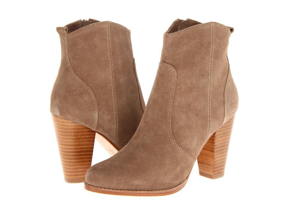 Joie - Dalton (Cement) Women's Dress Zip Boots