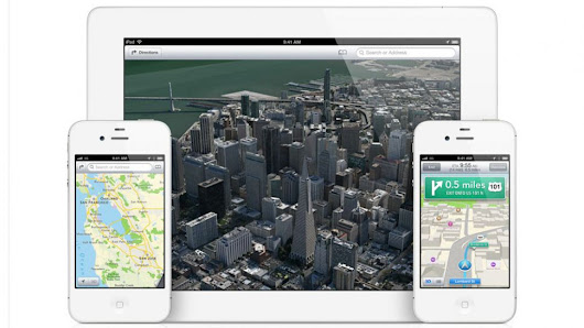 "techradar on Twitter: ""Apple Maps might be dominating on iPhones but is it better than Google Maps?  """