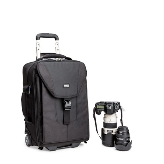 Think Tank Airport Takeoff V2.0 Rolling Backpack Unboxing Review Unboxing Review @ThinkTankPhoto