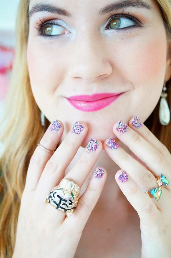 Caviar Nails Tutorial