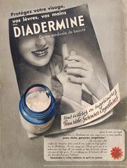 Diadermine Marie-Claire n°93  9 décembre 1938
