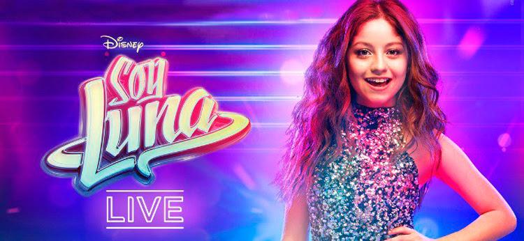 Soy Luna Live Llega A Espana En Enero De 2018 Dibujos Net