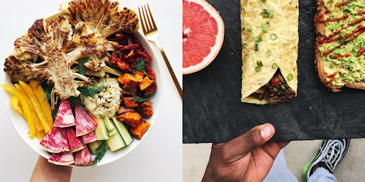19 Healthy Food Instagrammers to Follow for Nonstop Recipe Inspiration | SELF