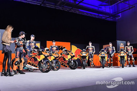 "KTM takes aim at ""most hated"" Honda with MotoGP project"