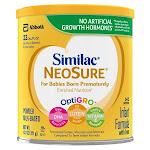 Similac NeoSure Infant Formula Powder with Iron - 13.1 oz canister