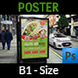 Restaurant Poster Template Vol.13