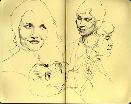 donny nguyen illustration illustrator drawing