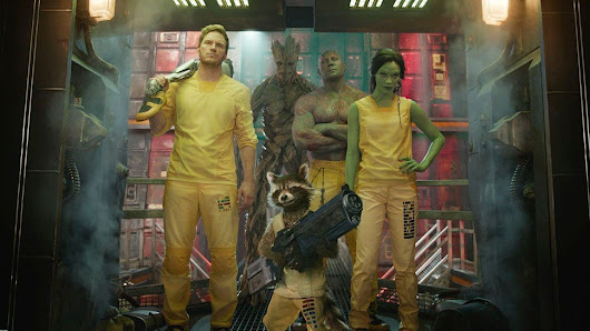 GUARDIANS OF THE GALAXY Awesome Mix Tape Dance Party Headed to a Disney Theme Park « Nerdist