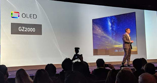 Panasonic GZ200: TV OLED con Dolby Vision e HDR10+