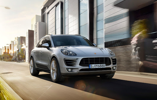 Macan Crossover Could Be Porsche's Most Popular Model By This Year