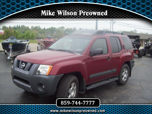 Used 2006 Nissan Xterra OR 2WD for Sale in Winchester KY 40391 Mike Wilson Preowned