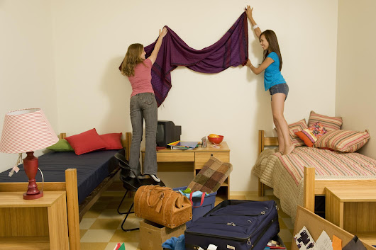 Tips for Moving Out of the Dorms