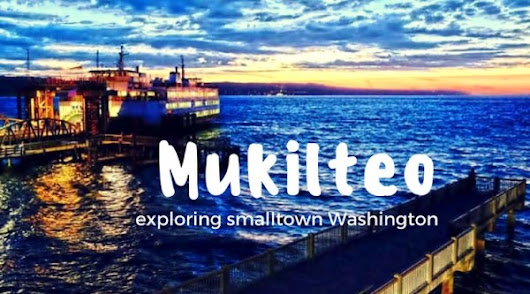 The Allure of the Sound in Mukilteo, Washington