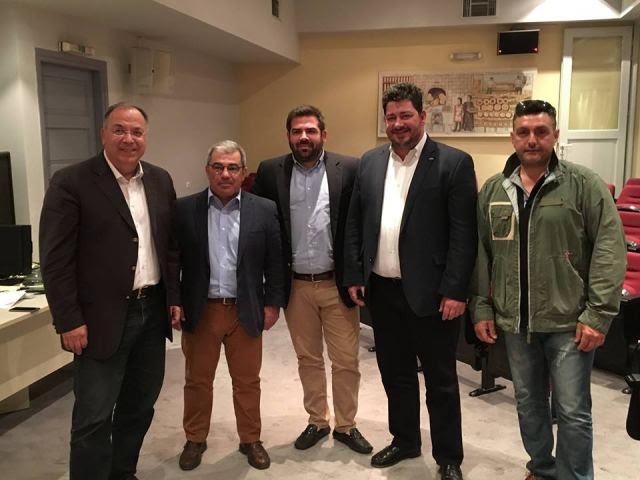 Το ΕΒΕ Φθιώτιδας στο Ελληνοκυπριακό Δίκτυο Επιμελητηρίων