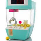 Costbuys Alarm-Clockrabber-Toy Claw-Machineame-Crane Desk-Table-Watch Nixie Electronic Digital Appointment Electronics