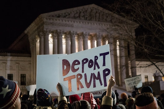 Academics must protest against Trump's travel ban — but they should do so productively