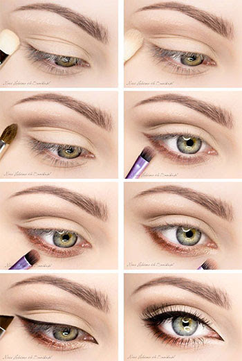 Easy makeup com