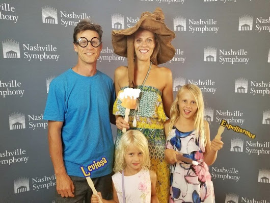 A night at the Harry Potter Symphony in Nashville