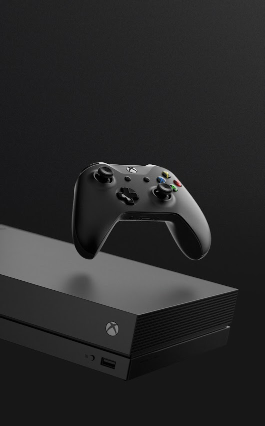 Xbox One X | O console mais poderoso do mundo