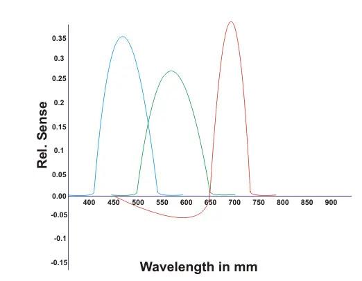 standard colorimetric observer