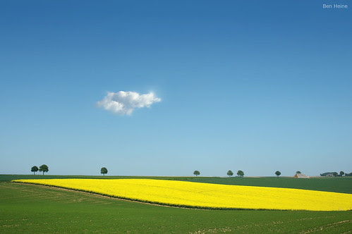 Horizon por Ben Heine