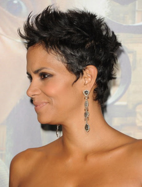 Halle berry short pi