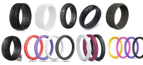 Top 10 Best Silicone Wedding Rings 2019 ? Silicone Wedding