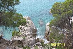 Il mare con la roccia