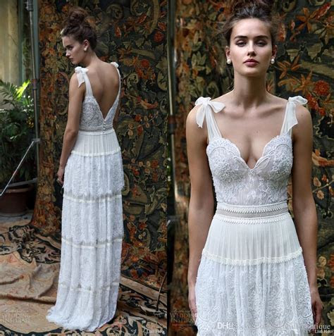 2016 Lihi Hod Bridal Dresses Scarlet Romantic Bohemian