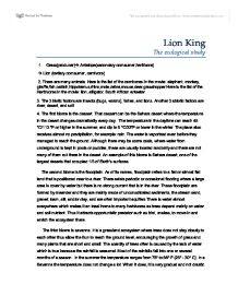 33 Lion King Ecology Worksheet Answer Key - Free Worksheet ...