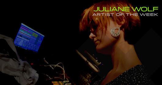 Artist of the Week - November 2016 - Juliane Wolf on FRISKY