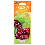 ArmorAll 18519 Fresh FX AA Card Air Freshener Cherry Blast - Pack of 4 & Pack of 3