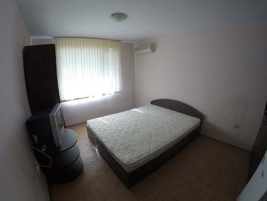 For sale a furnished studio 800 m from the beach in Sunny Beach
