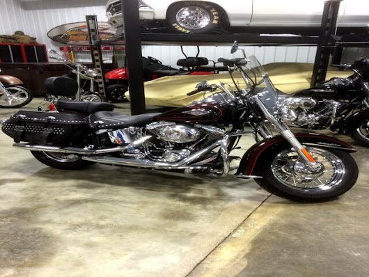 Used 2011 Harley-Davidson FLSTCI for Sale in Owingsville KY 40360 Steve Butcher Auto & Cycle Sales Inc
