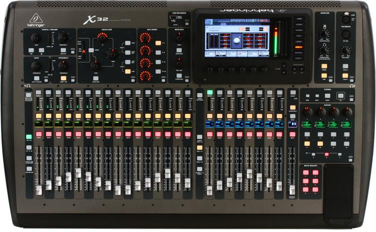 behringer-x32-driver-firmware-free-download