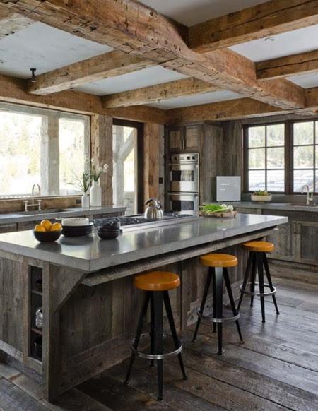 Kitchen Concrete Countertops 16 1 Kindesign