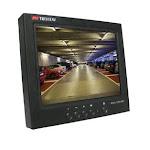 TLM-0801, Tatung 8 BNC, VGA, S-VIDEO LED Monitor