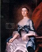 mistress of Kenmore and sister of General George Washington