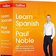 CLICK HERE for the full EDUCATION Book range or click on the products shown - Learn Spanish with Paul Noble